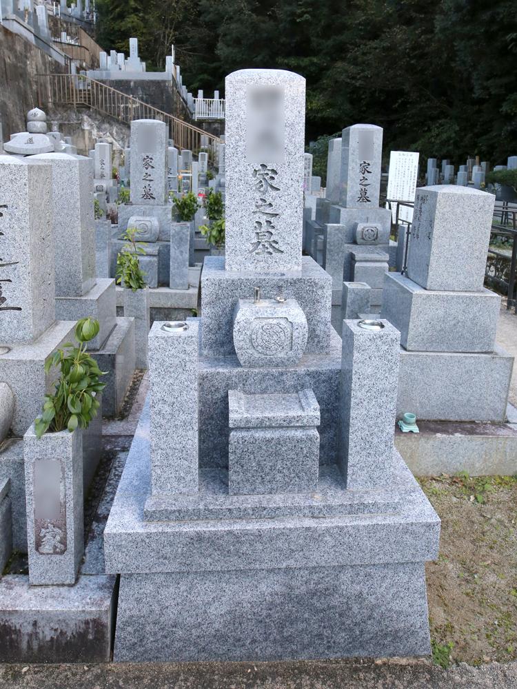 お墓のデザイン 京都型