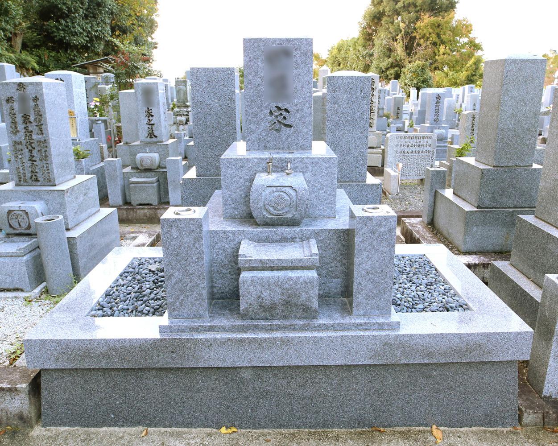 お墓のデザイン 大谷型